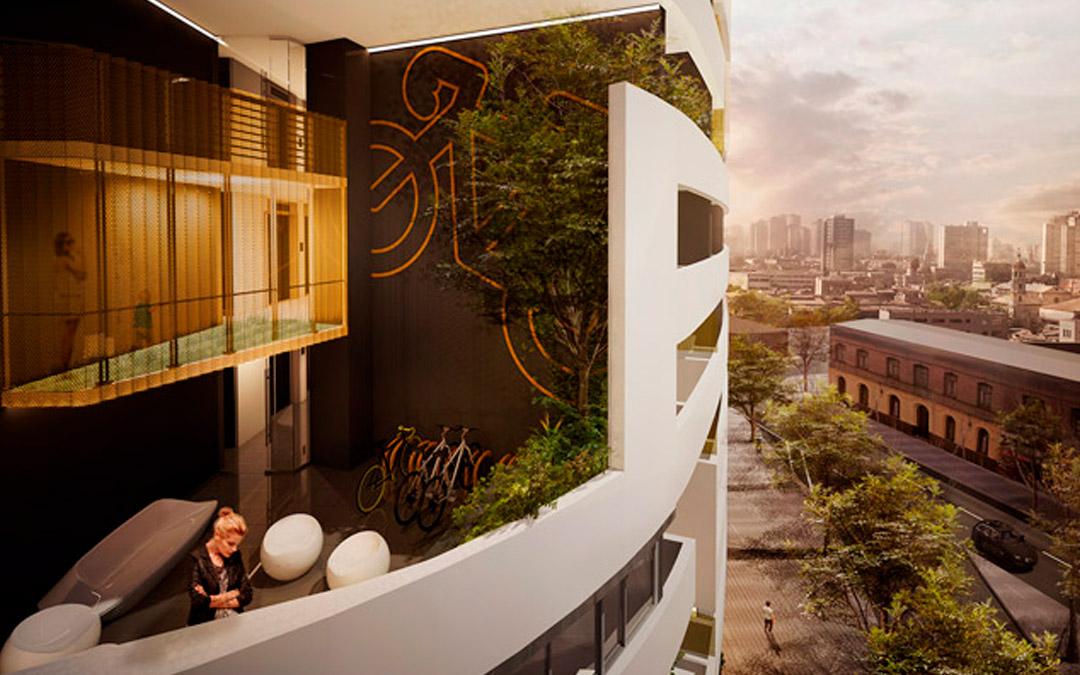 Plazas en altura: El desafío de rescatar la calidad de vida en las grandes ciudades
