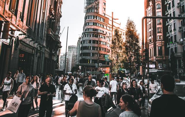 Arquitectura para disminuir el ruido de la ciudad