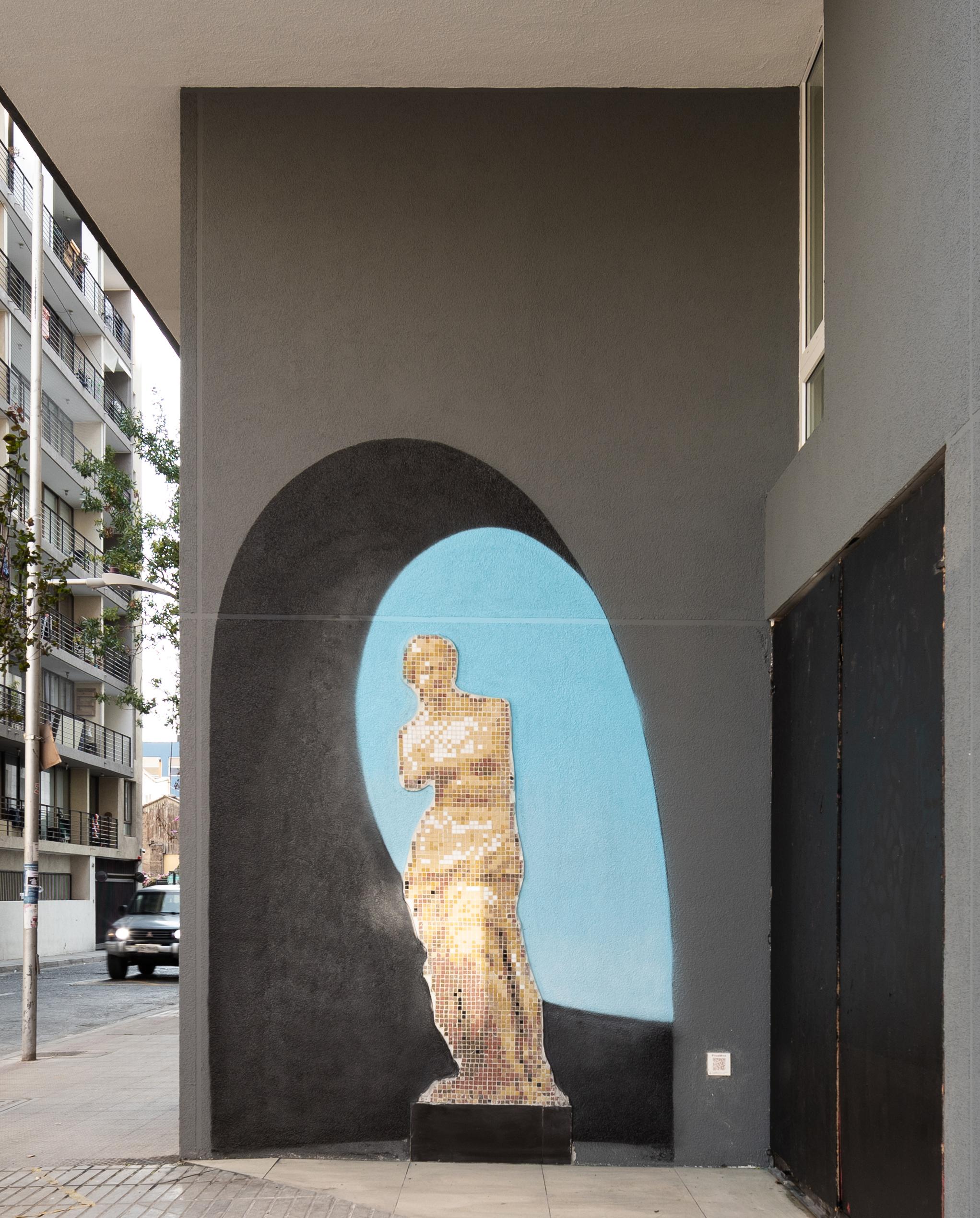 Rescatamos mural de Venus