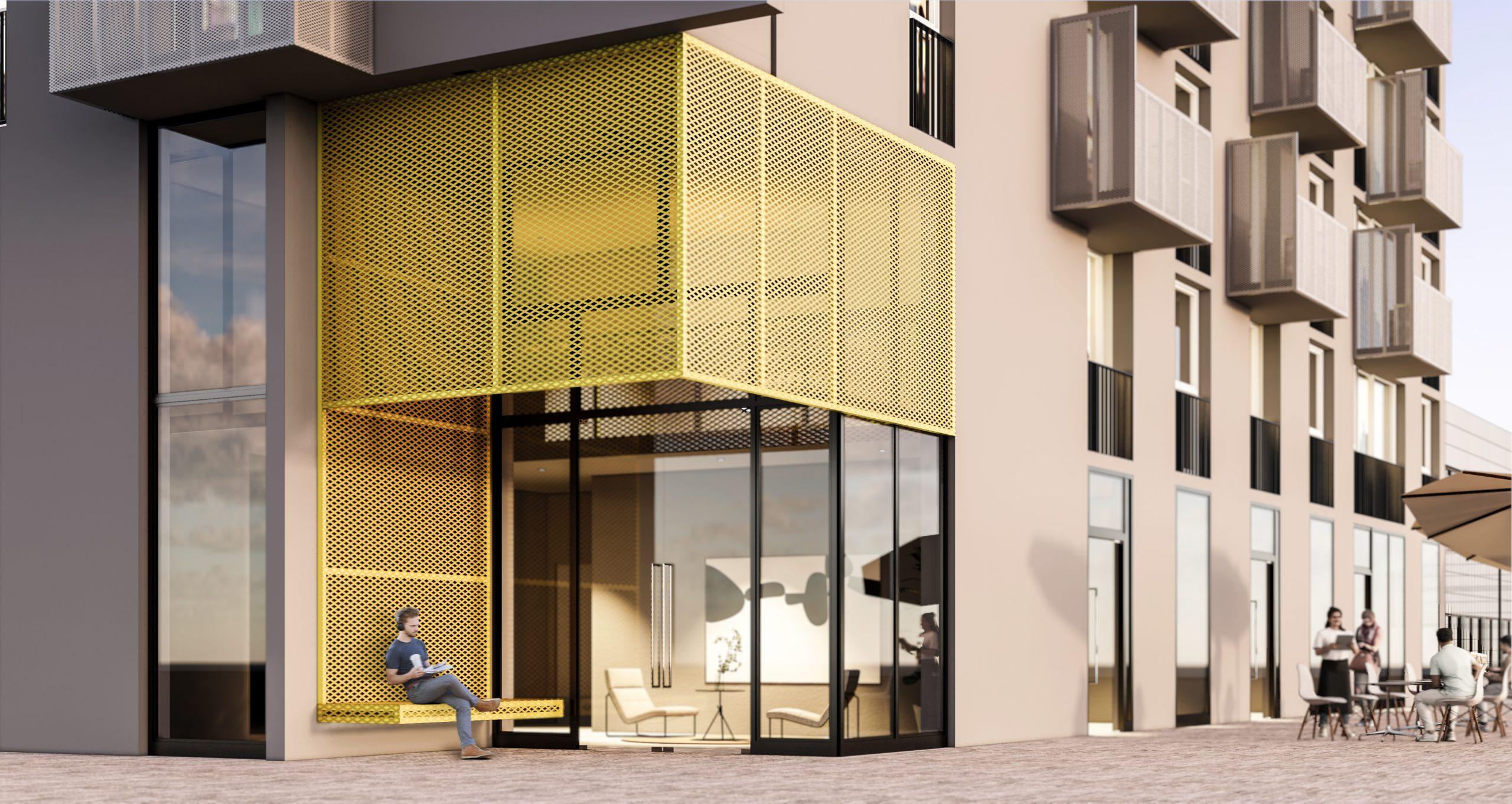 Espacios para el e-commerce en edificios